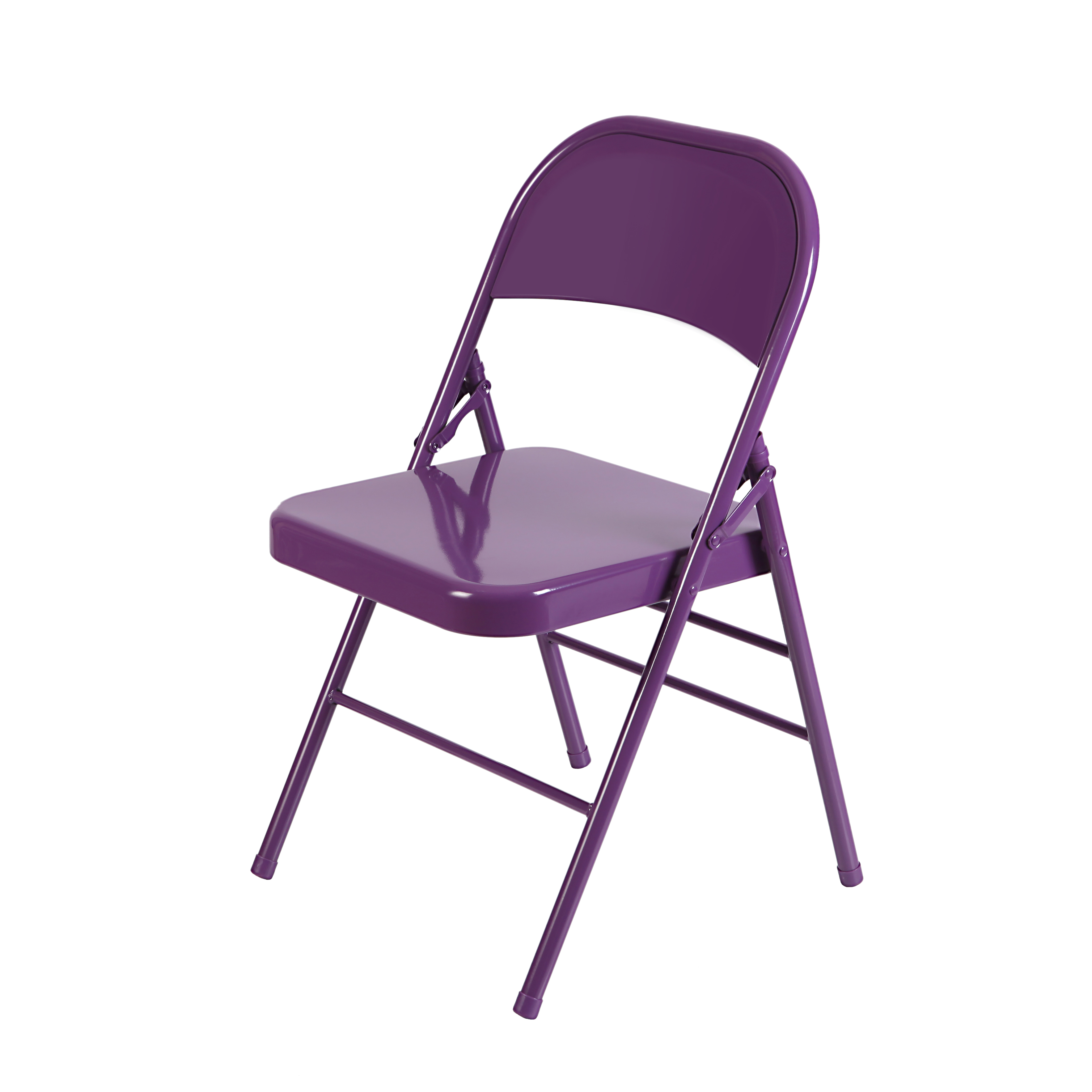Folding Chair Purple Outdoor Furniture Welcome To